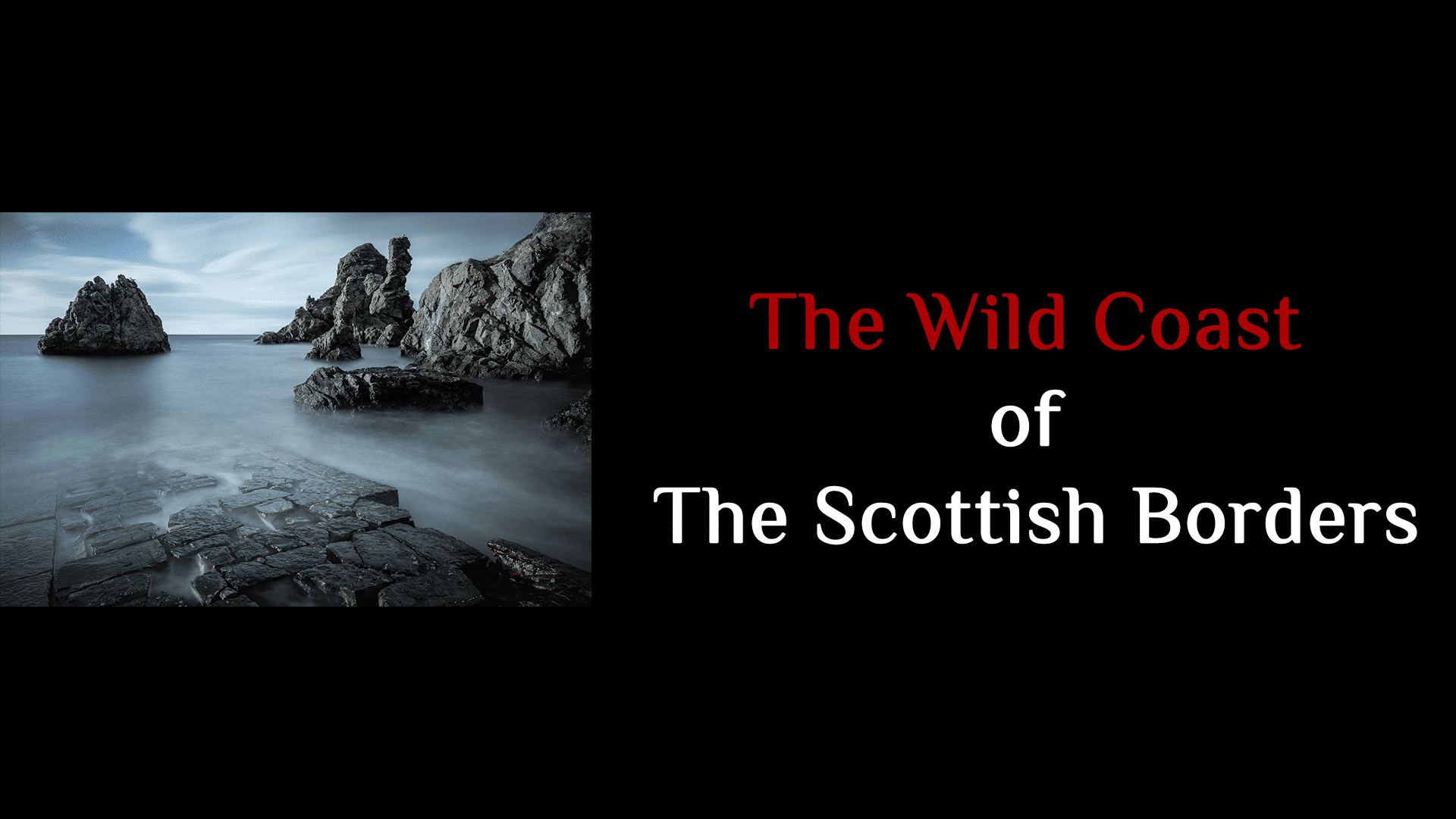 the Wild Coast of the Scottish Borders