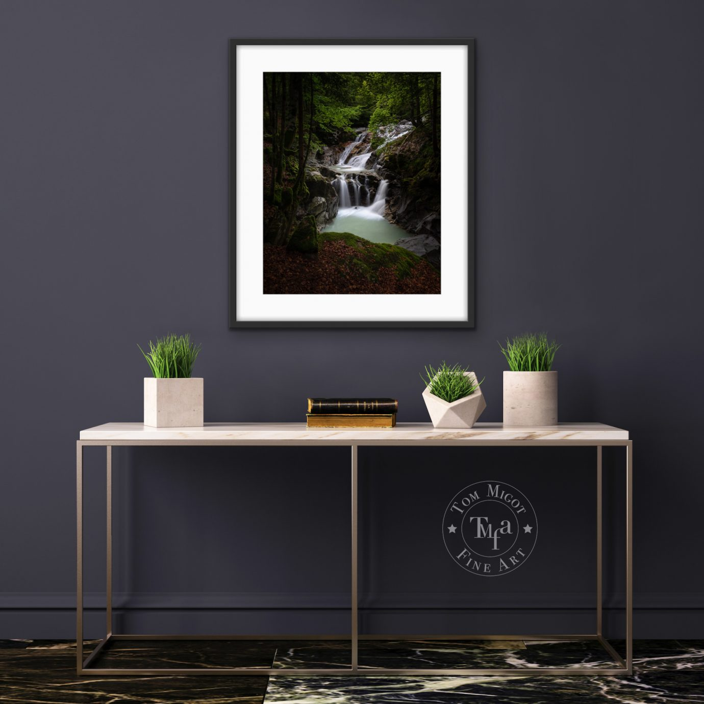 The Bious Waterfalls Room